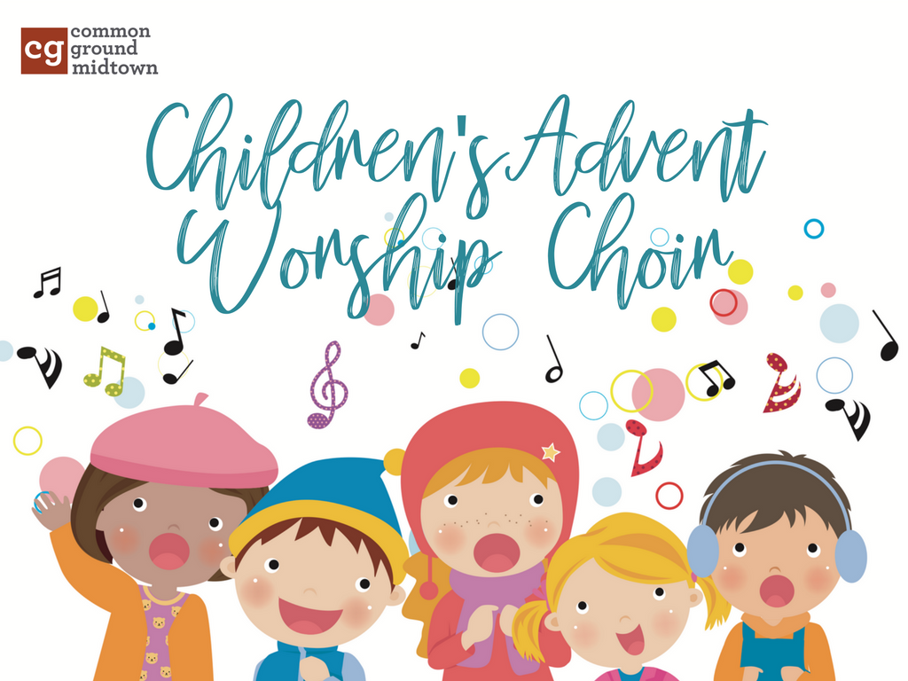 Children s advent choir  1