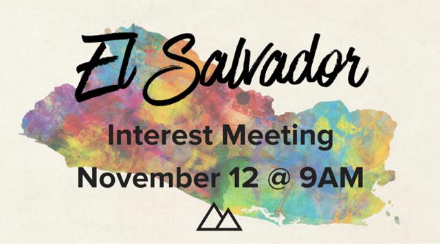 El sal interest meeting
