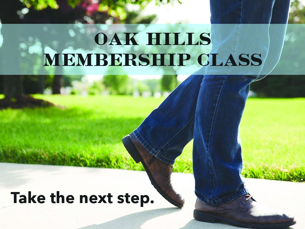 Membership class event