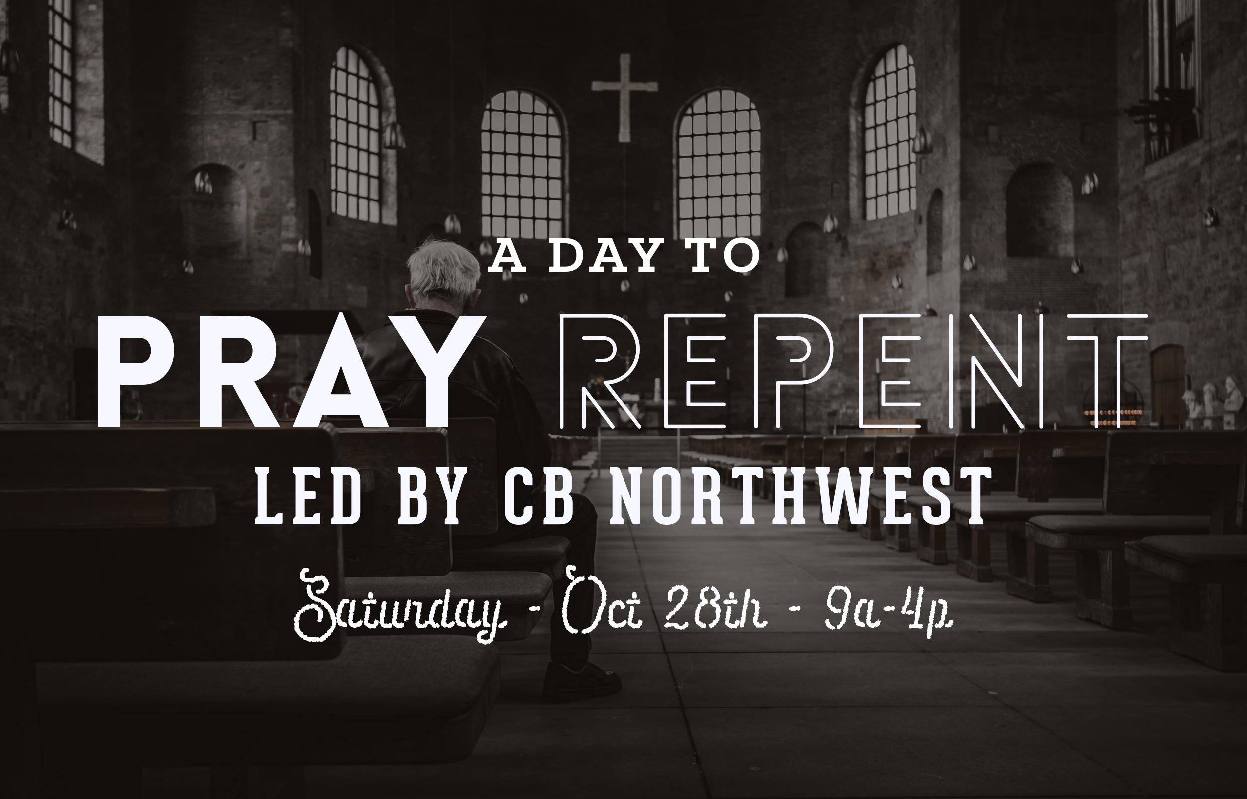 Pray repent