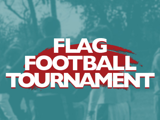 Crossfire flag football 2016 graphic