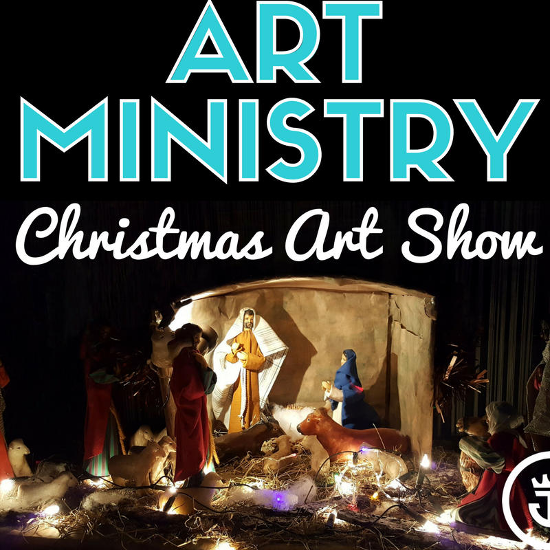 Art ministry christmas pc