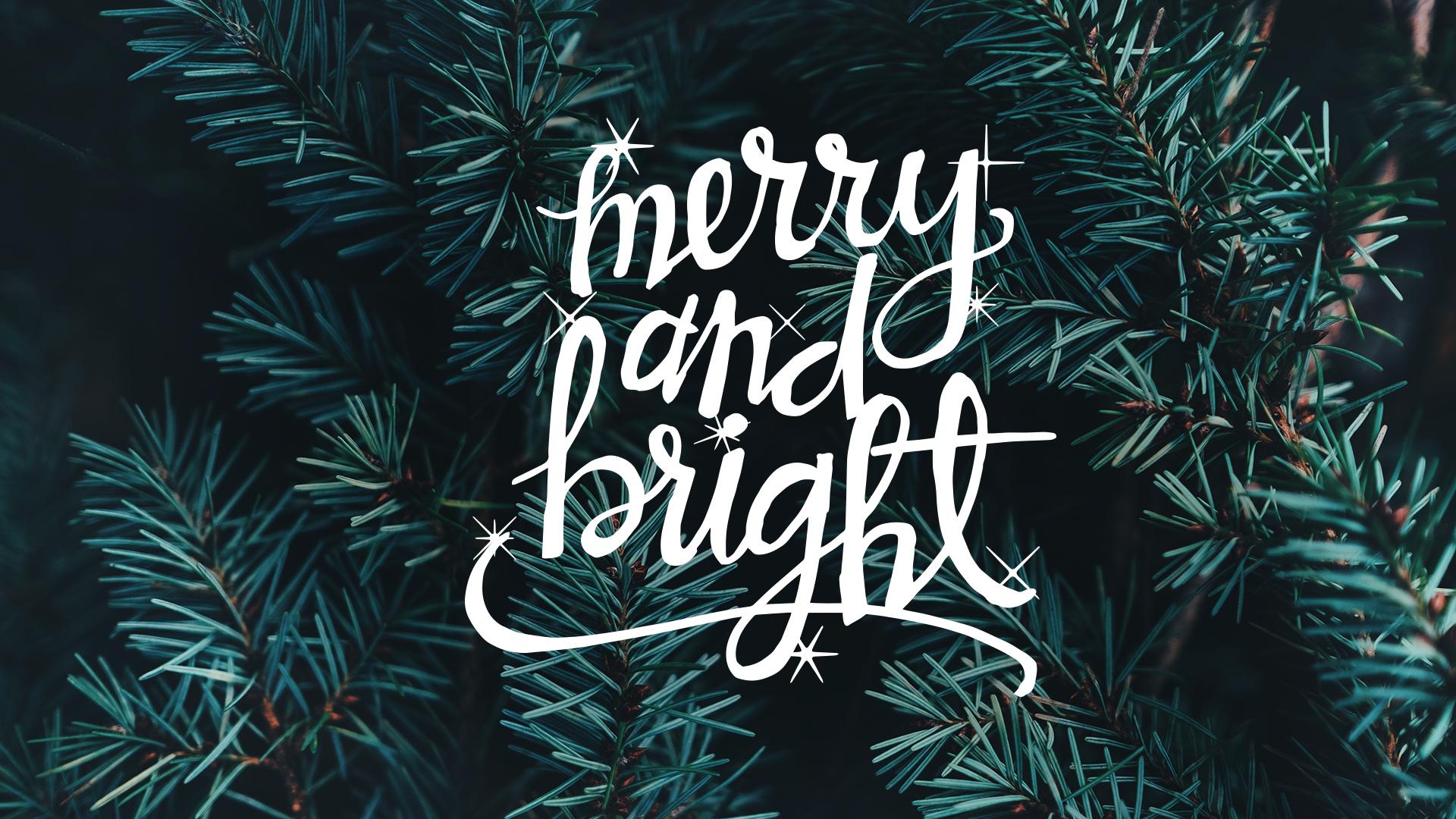 Merry bright idea 1