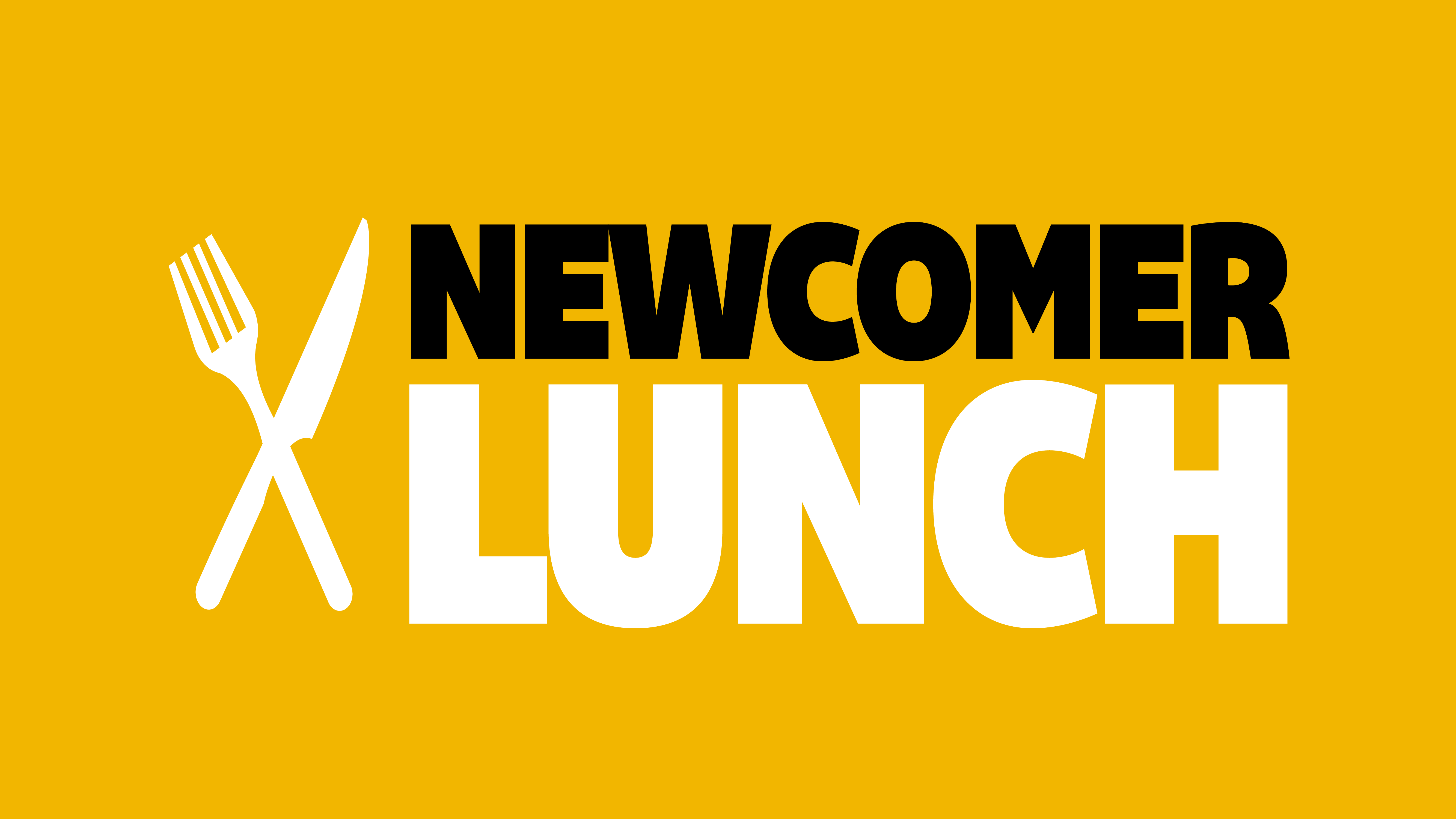 Newcomer lunch 2 02
