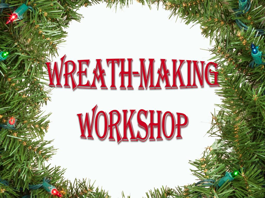 Wreath workshop  1024x768  title only