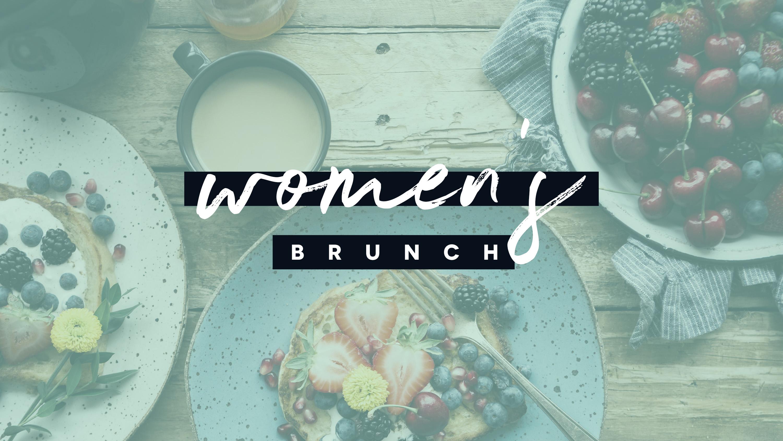 Womens brunch event