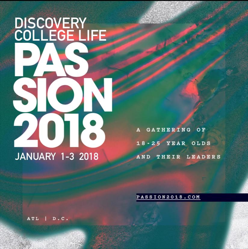 Passion 2018 tile