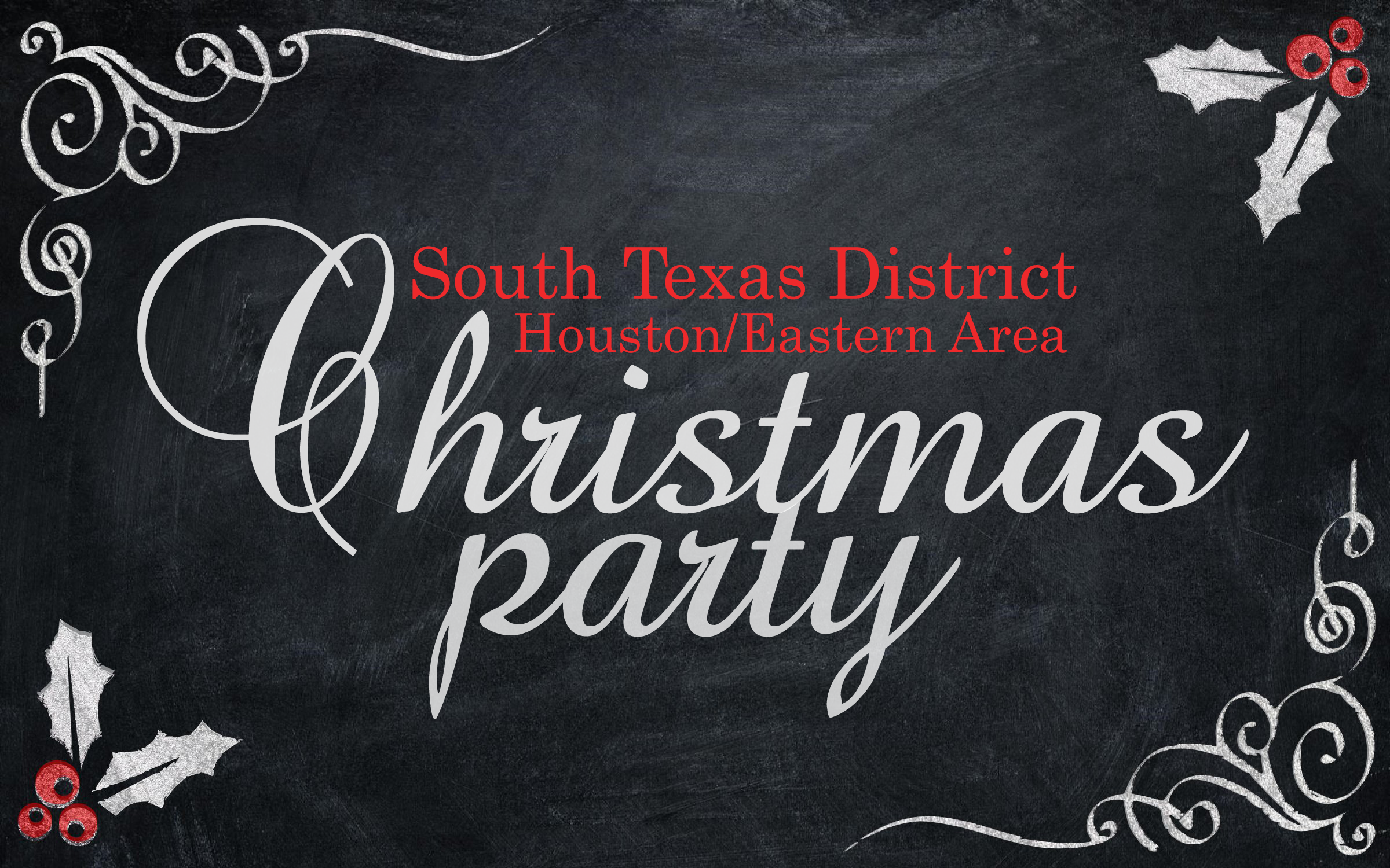 District christmas party 2017
