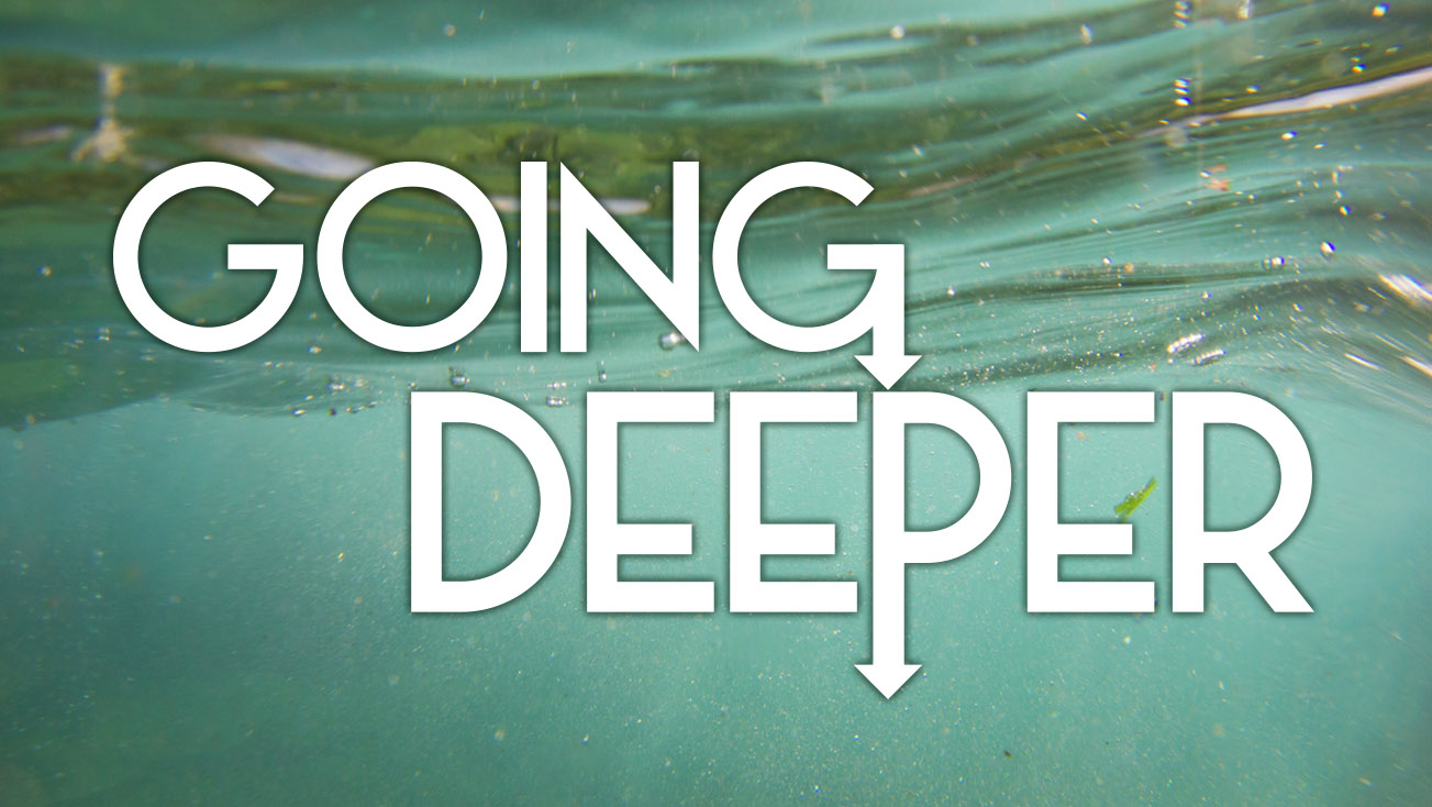 Going deeper pco