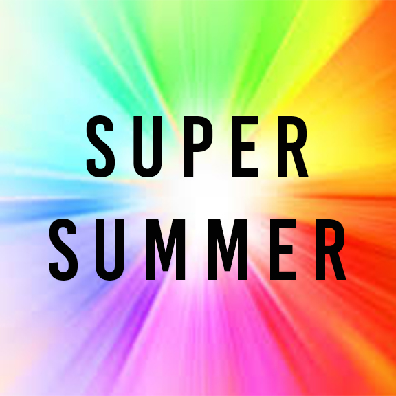 Supersummer graphic