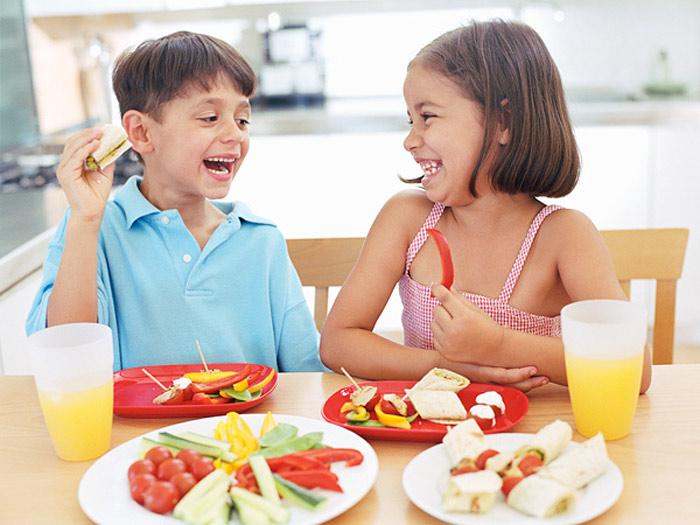 Get kids eat