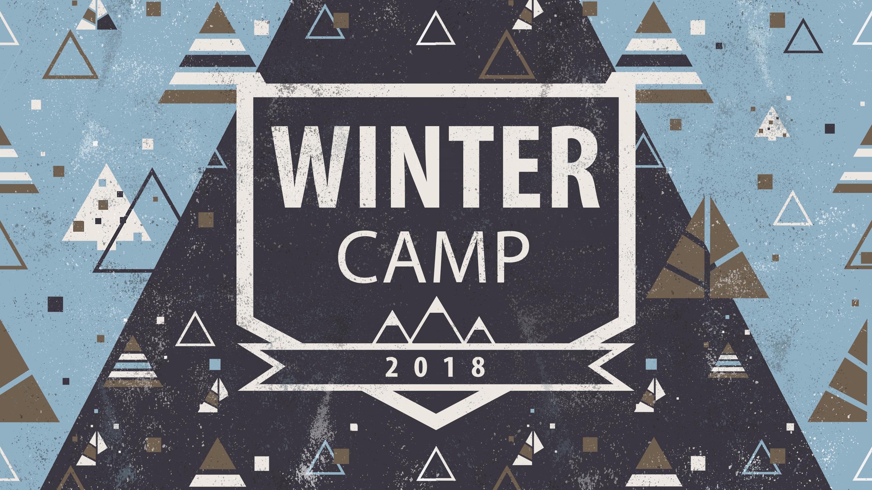 Winter retreat logo