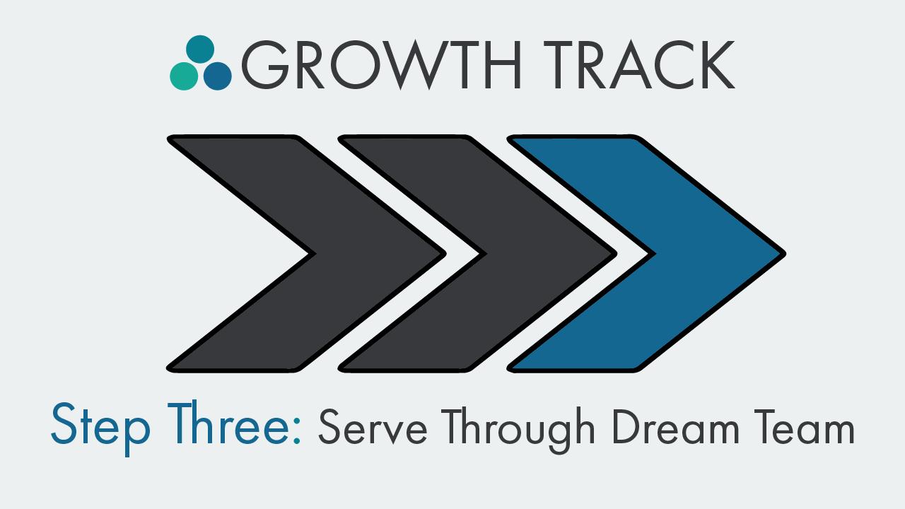Growth track step 3
