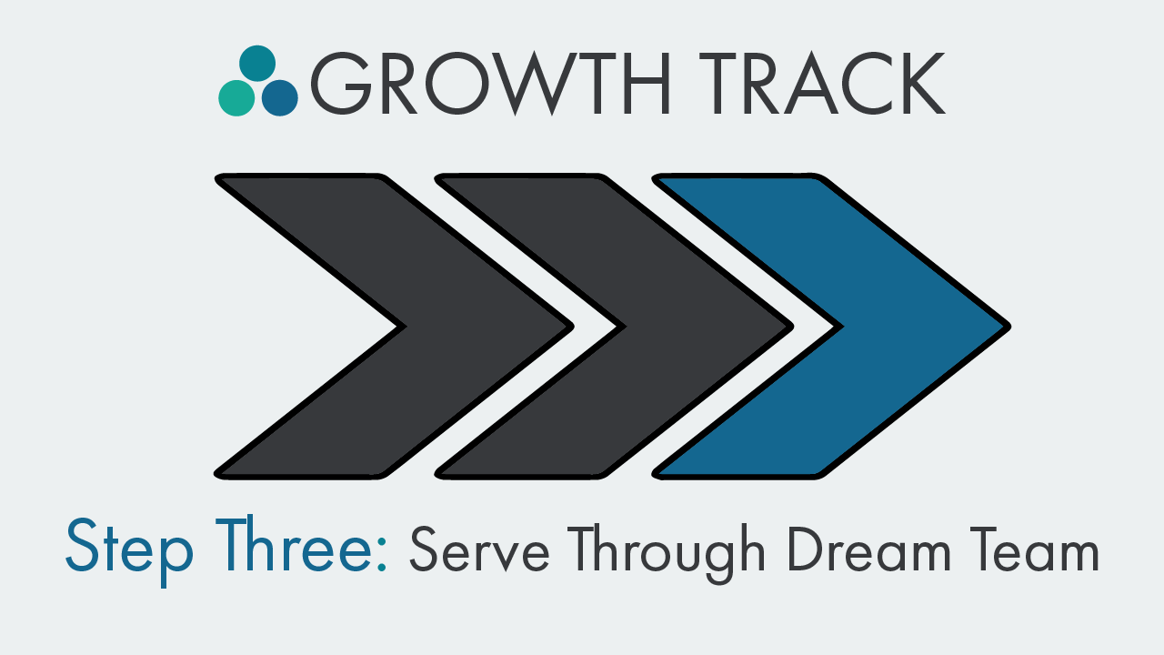 Growth track step 3