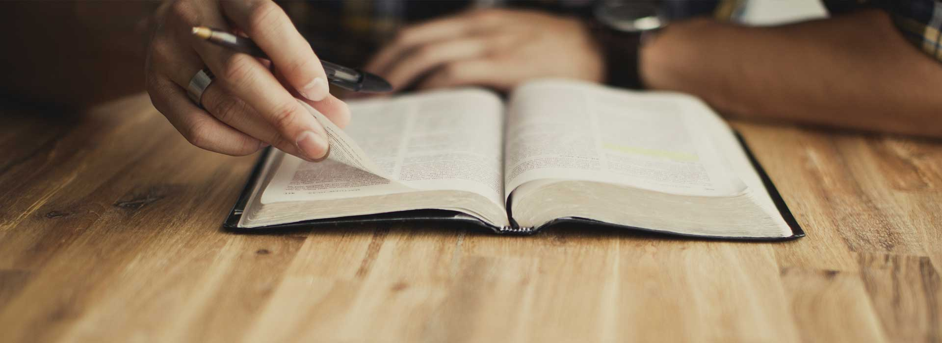 Slider bible study