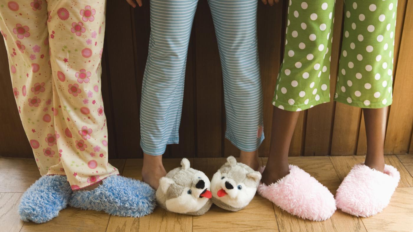 Pajama part