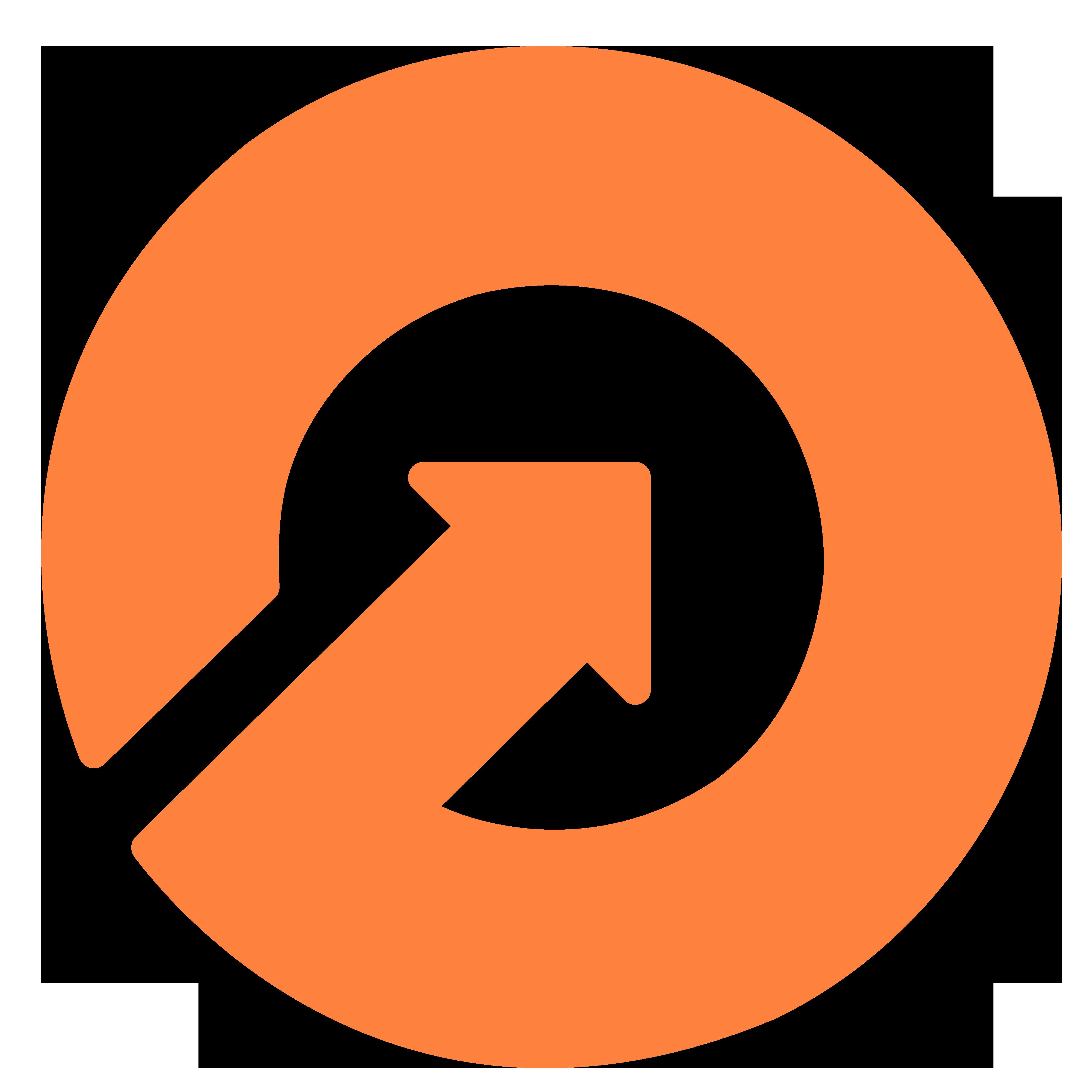 Lp logomark orange