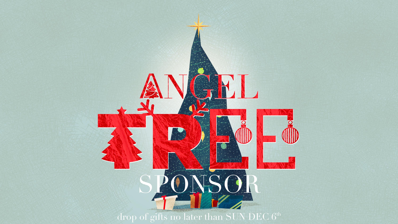 Angel tree sponsor