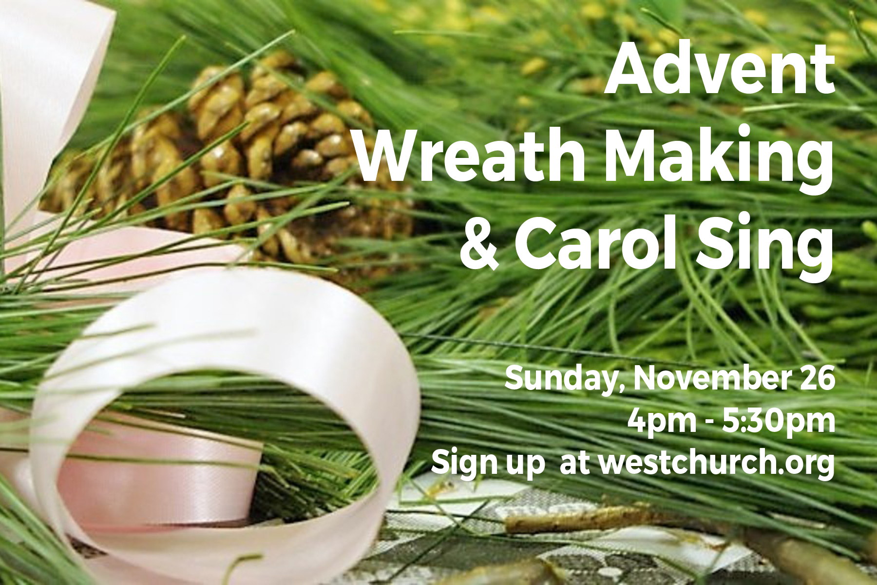 Advent wreath making 2017