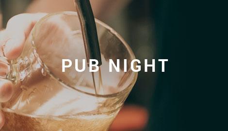 Pub night image