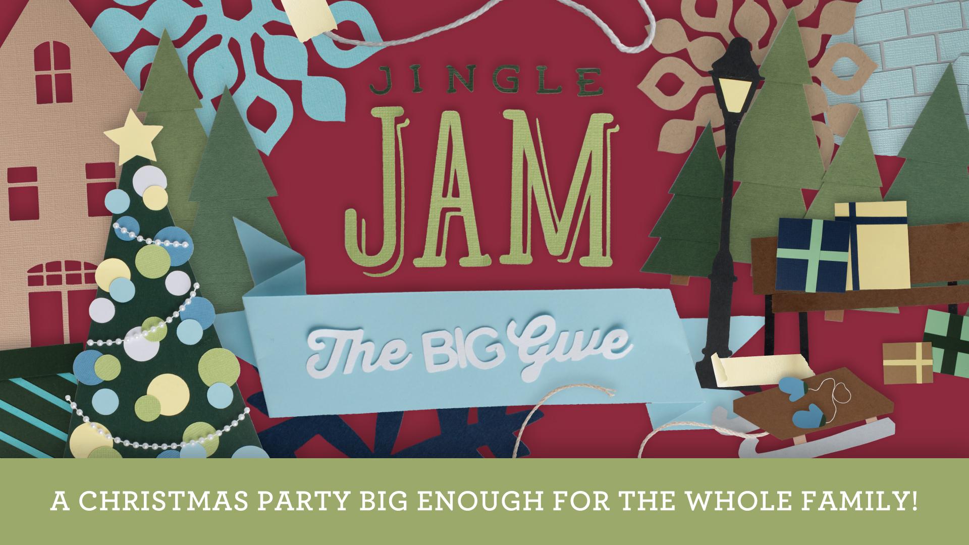 Jingle jam the big give option 2