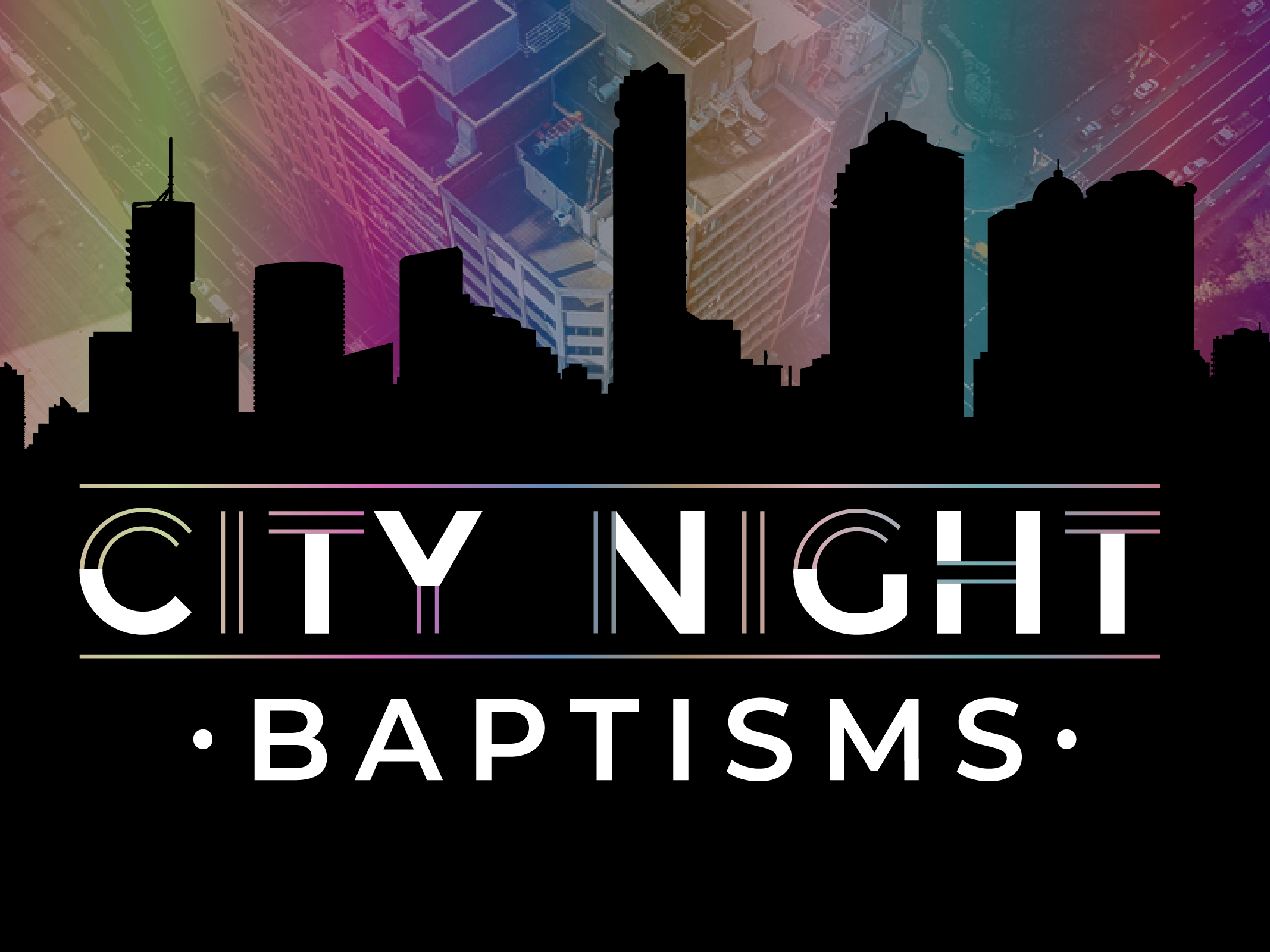 City night baptism 02