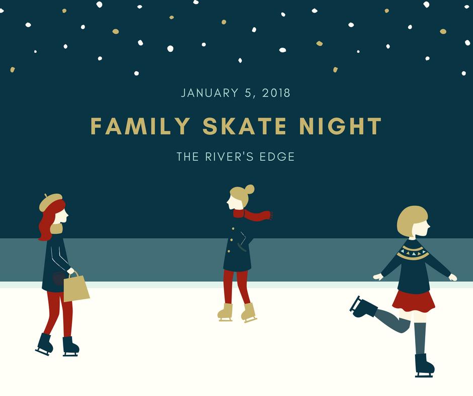 Copy of family skate night   fb post