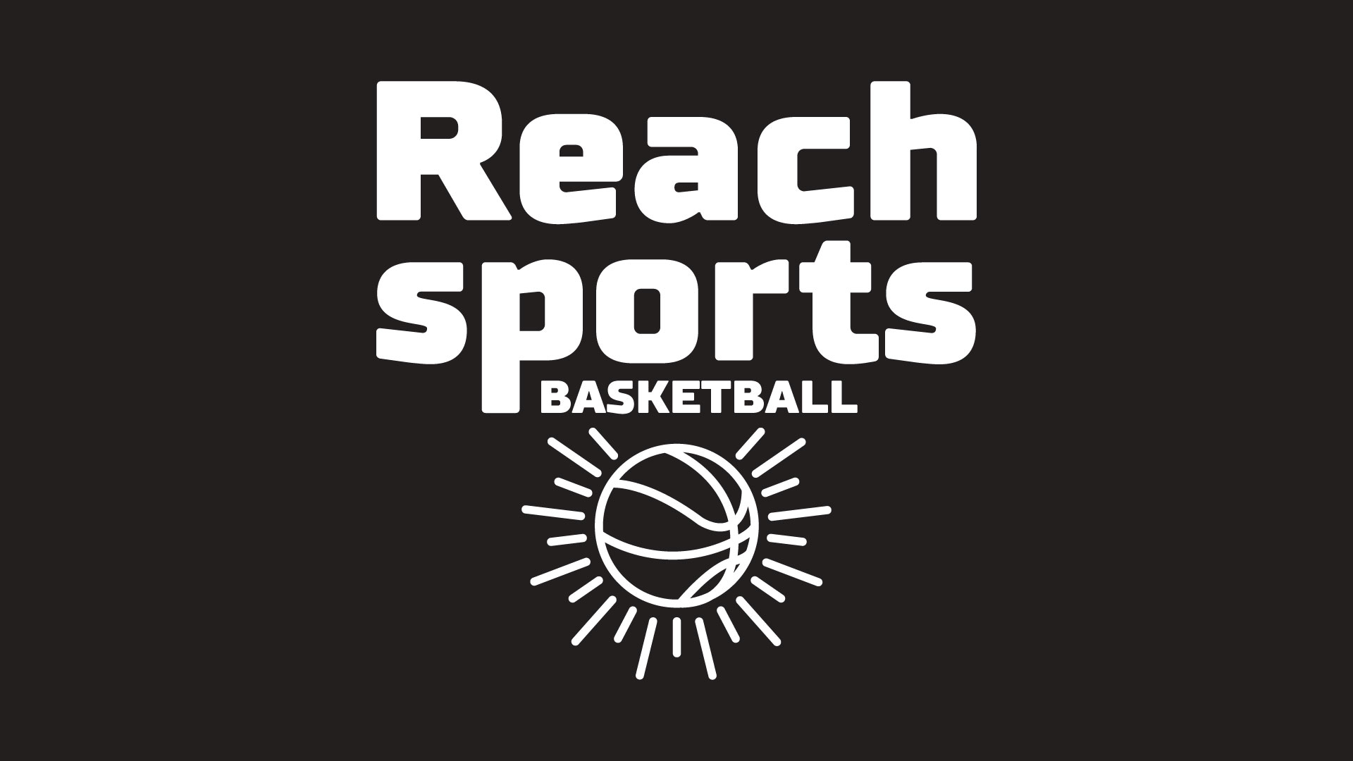 Reachsports basketball weblogo