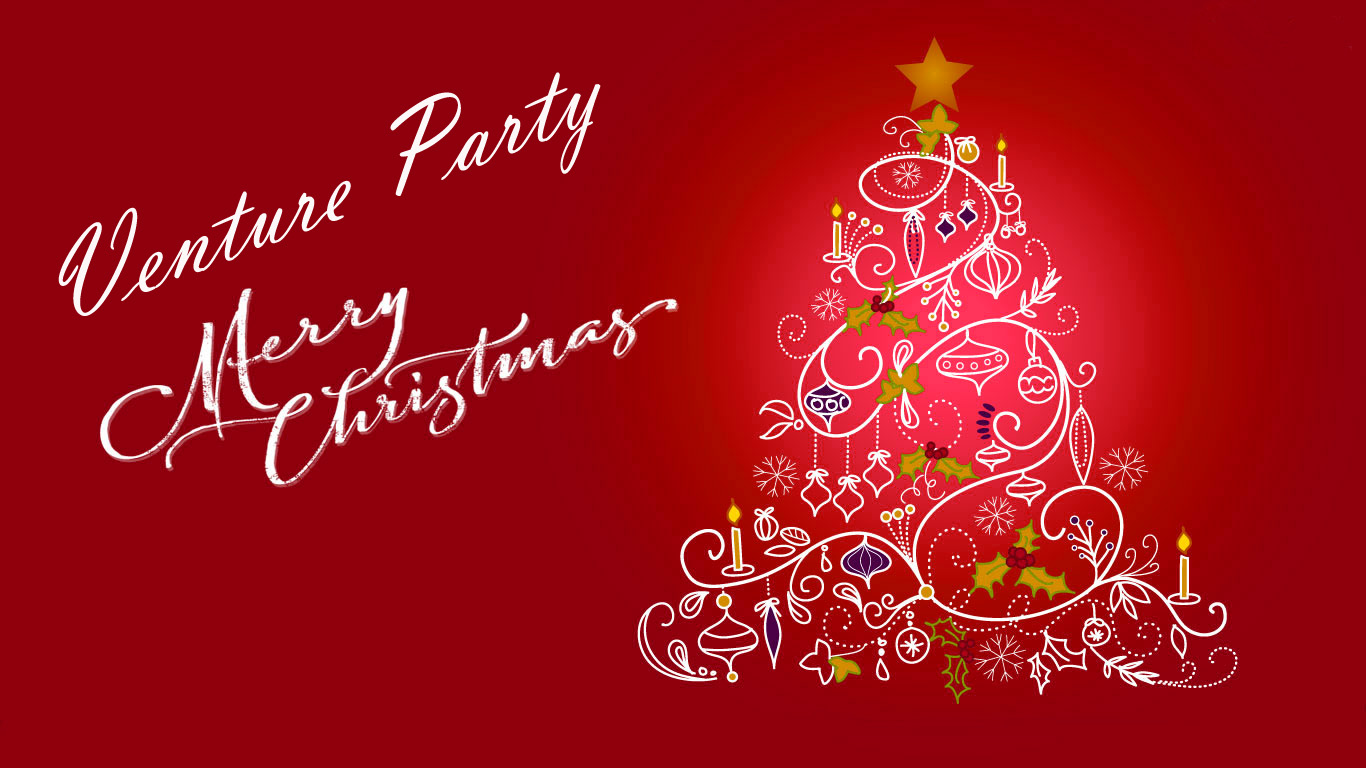 Xmas party graphic