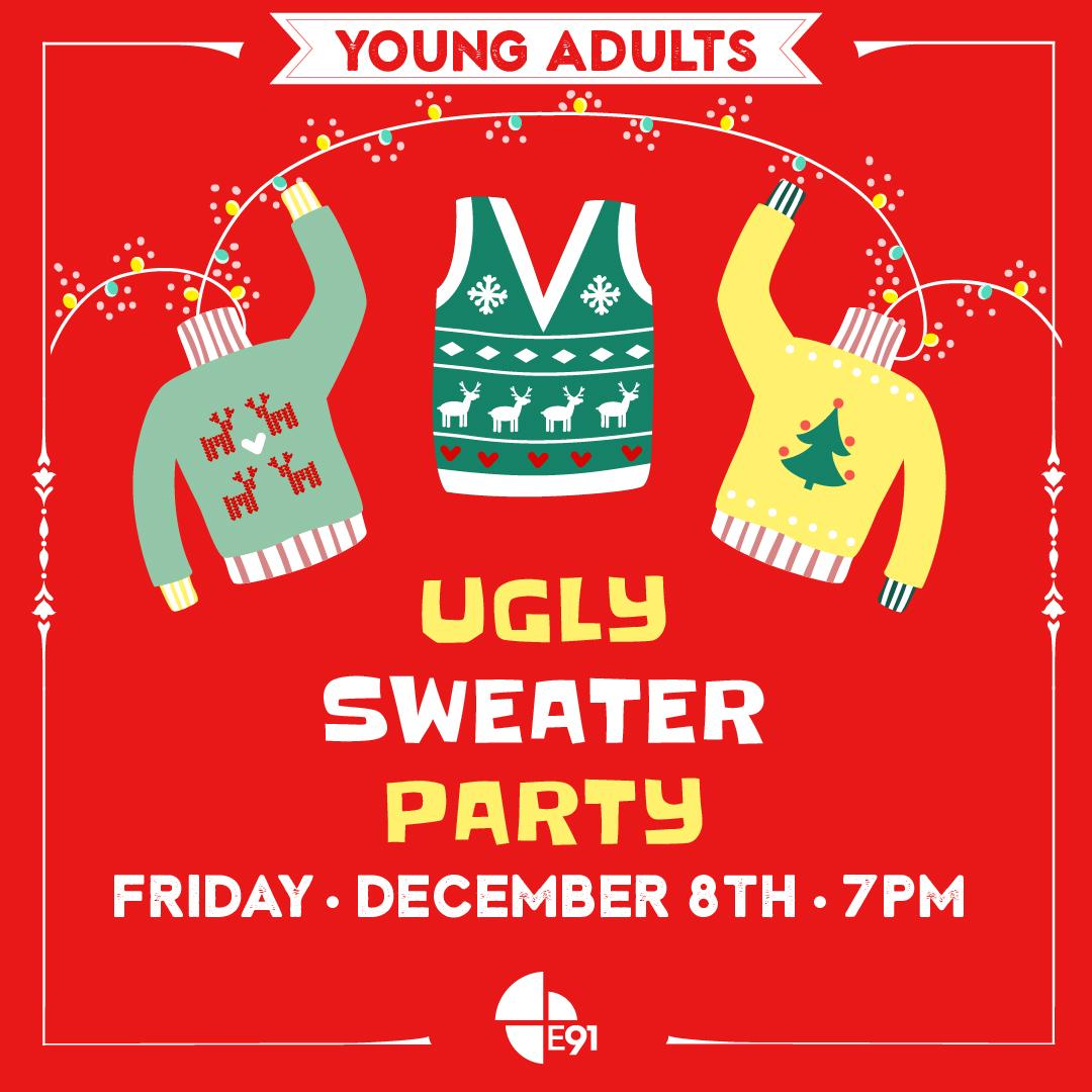 Ig ugly sweater 100