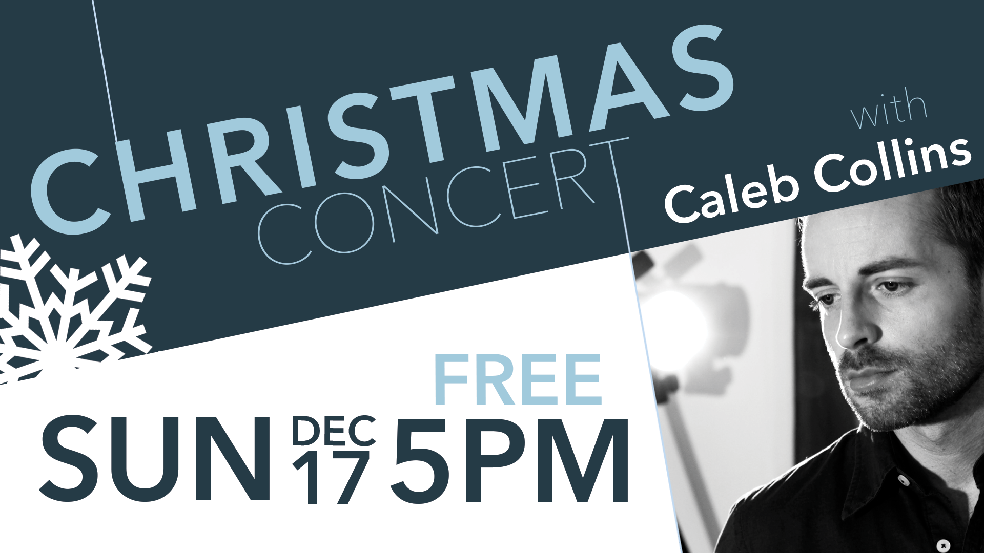 Caleb collins concert