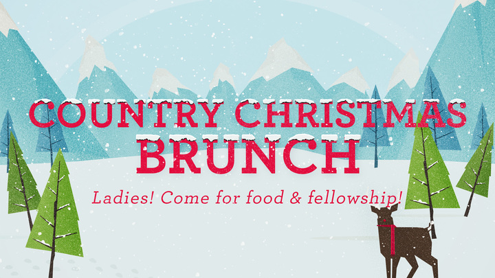 Ladies Country Christmas Brunch logo image