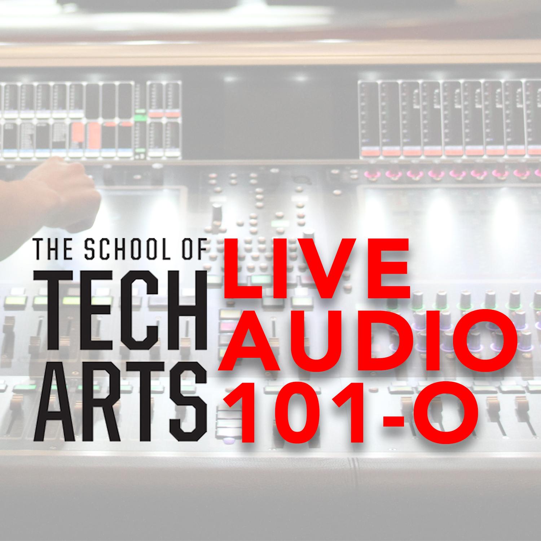 Live audio 101o
