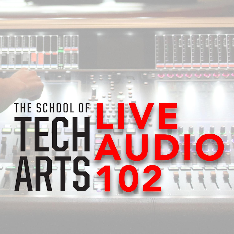 Live audio 102