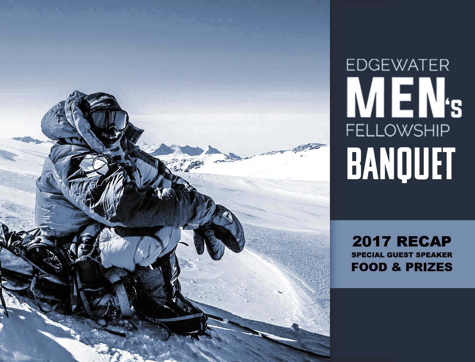 Men s banquet front