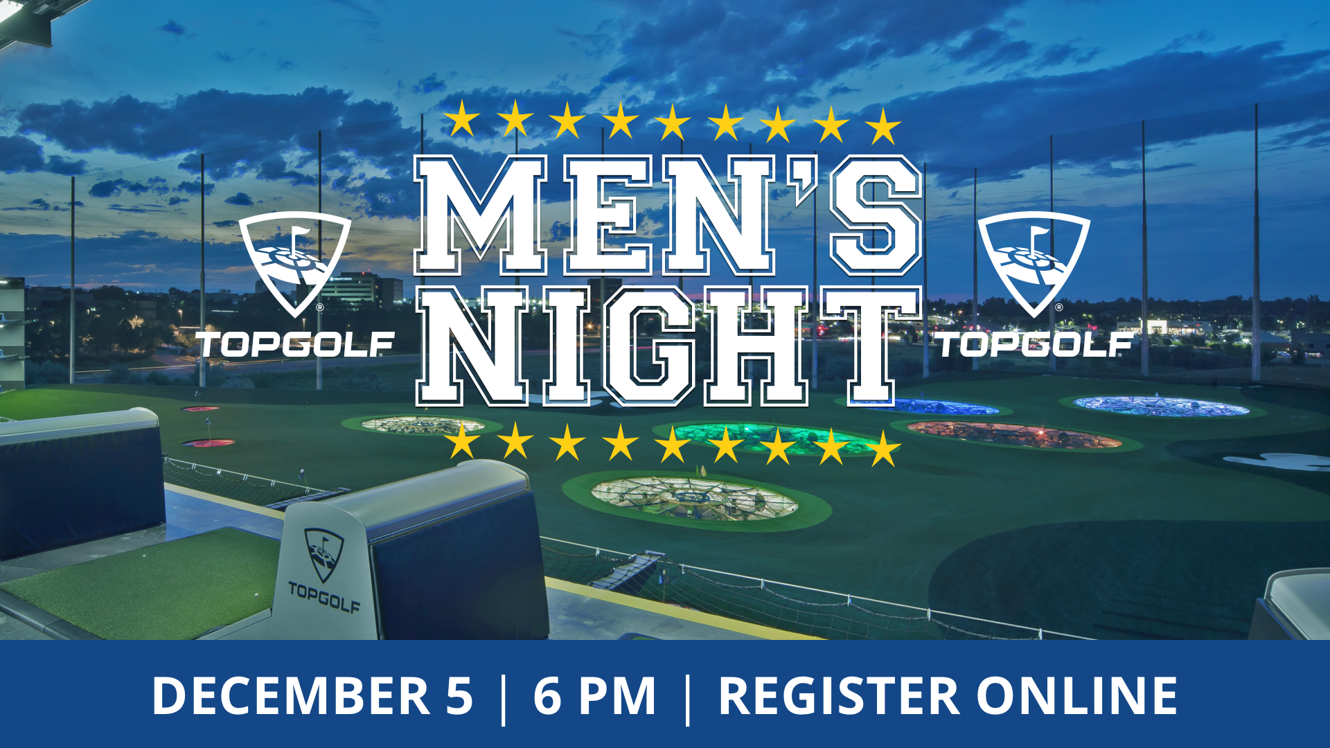Providence north mens event top golf