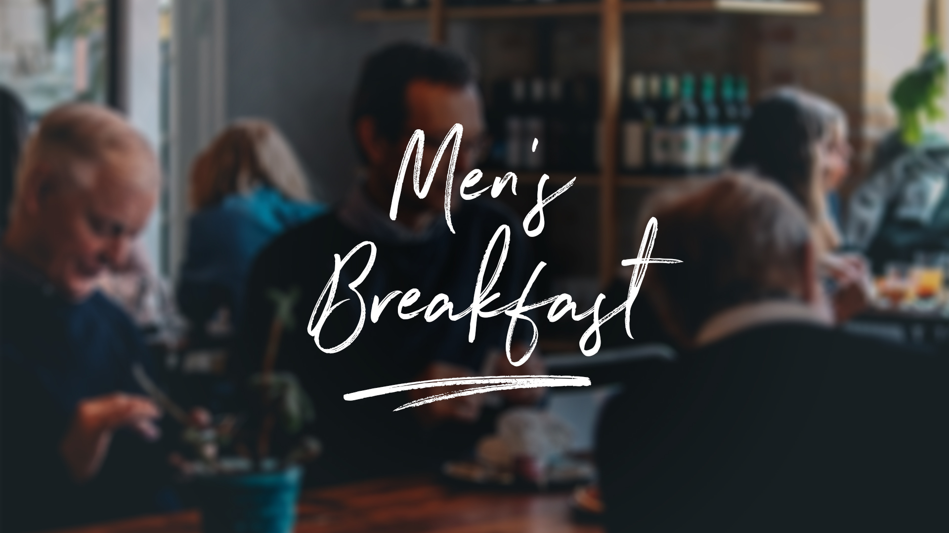 Mens breakfast
