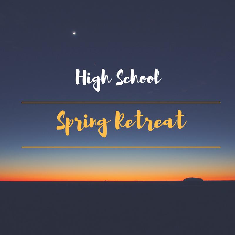 Hs spring retreat logo