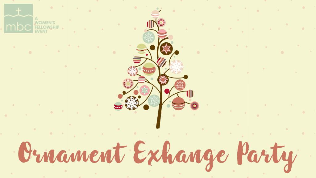 Ornament exhangegen