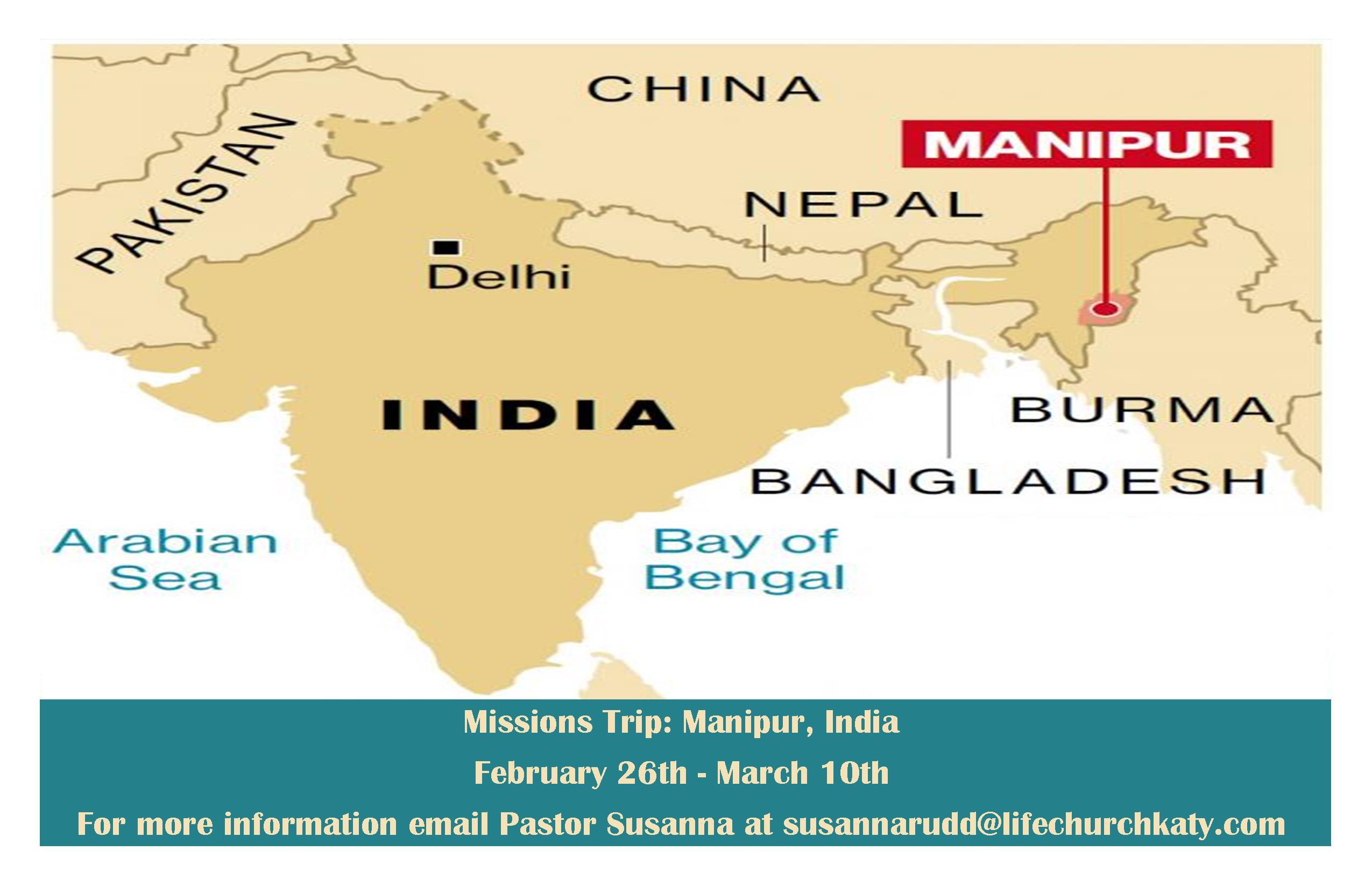 Manipur  india