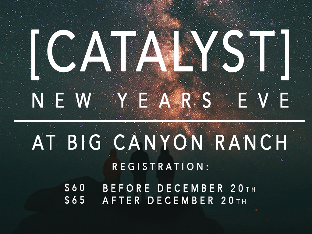 Catalyst nye 2017registration page