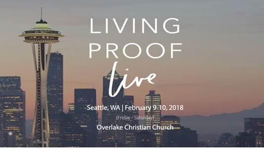 Living proof live