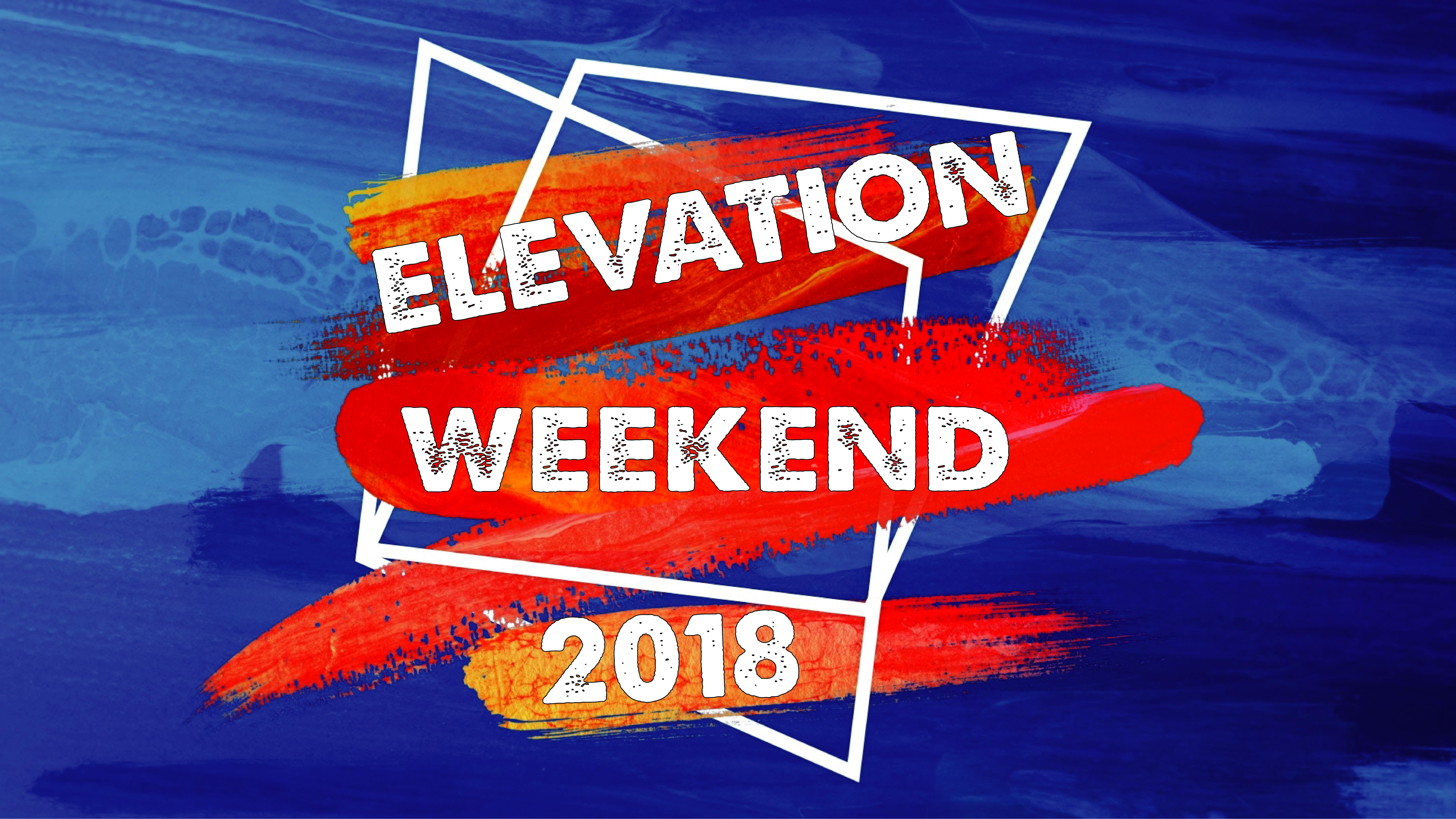 Elevation weekend promo