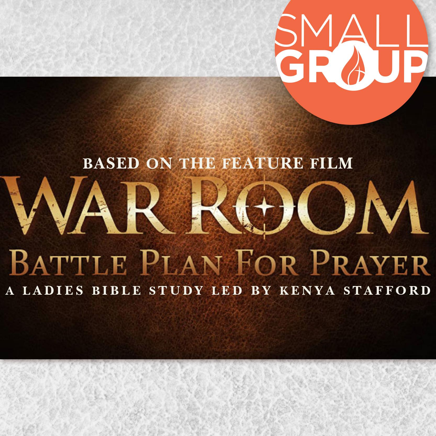 Battle plan for prayer registration