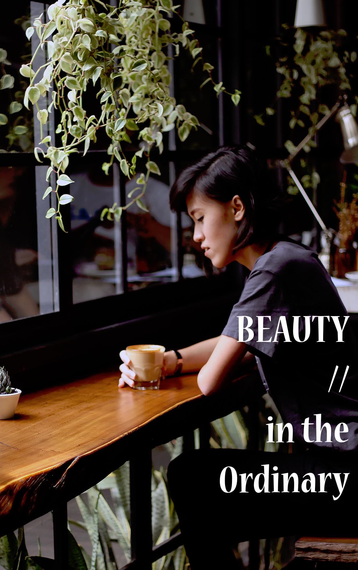 Beauty ordinary