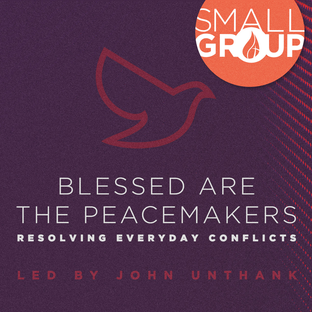 Blessed are the peacemakers registration