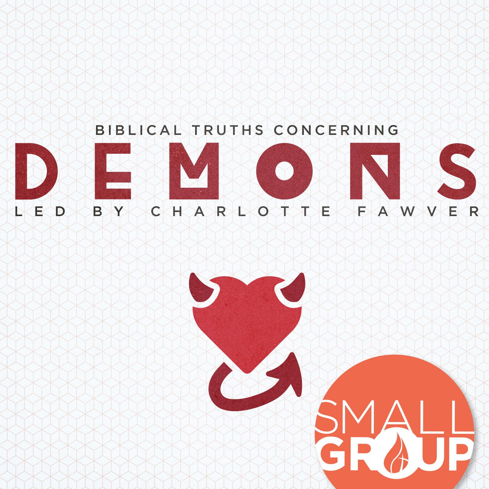 Biblical truths concerning demons registration