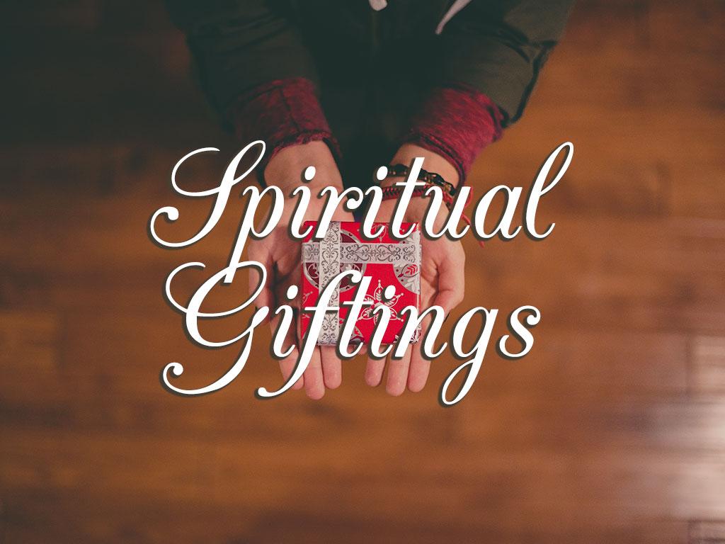 Spiritual giftings