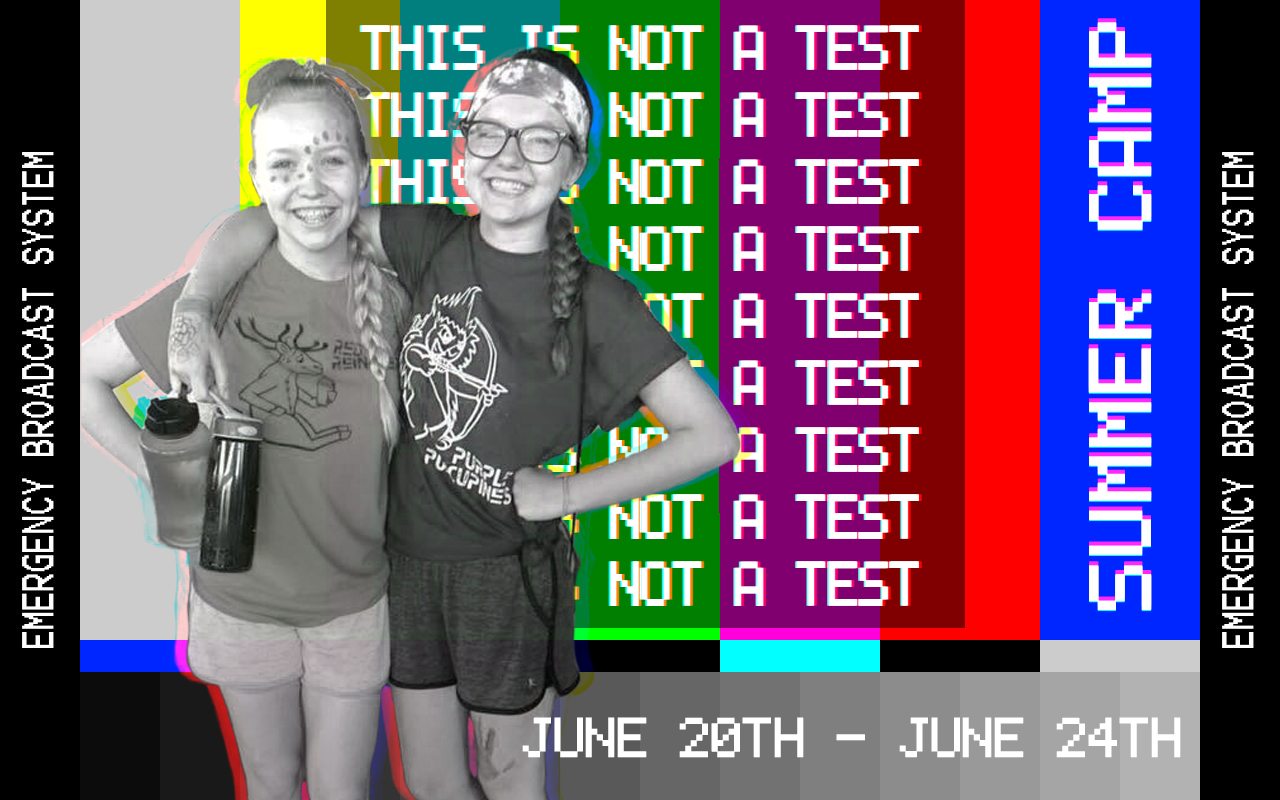 This is not a test mockup