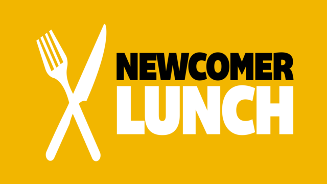 Newcomer lunch